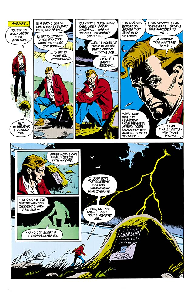 Green Lantern (1976-1986) #182