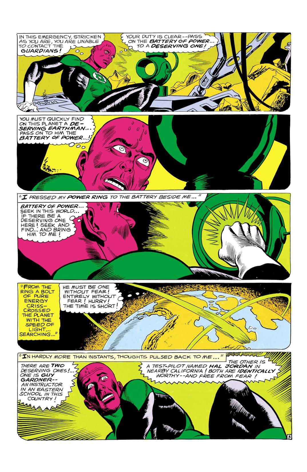 Green Lantern (1976-1986) #184