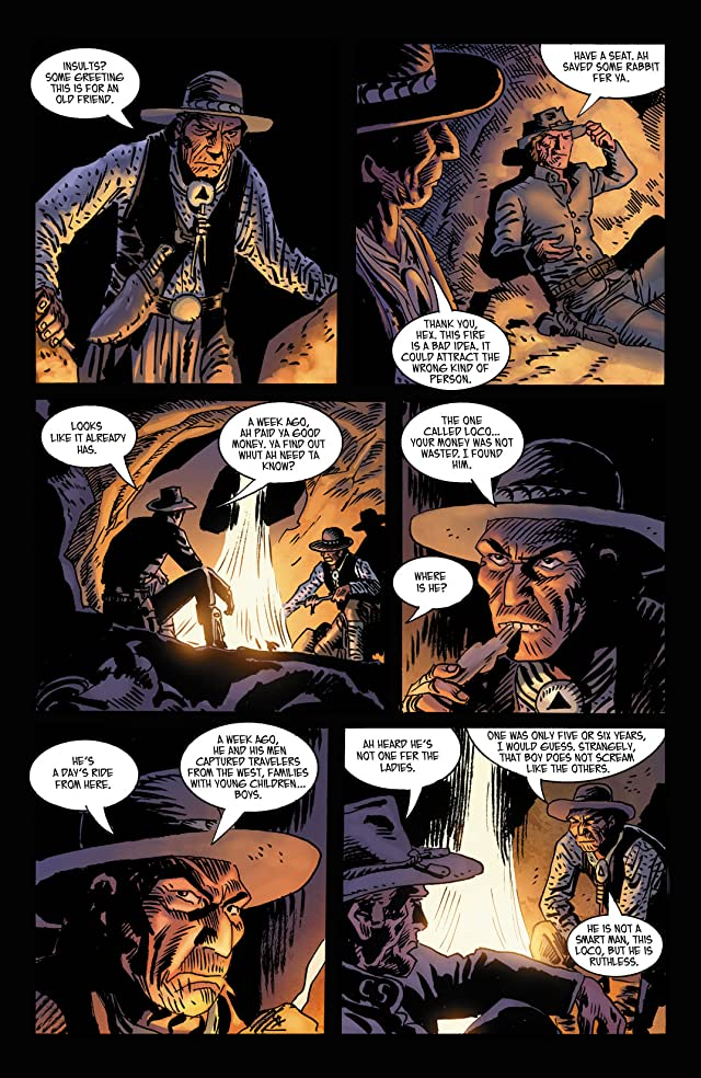 click for super-sized previews of Jonah Hex (2006-2011) #63