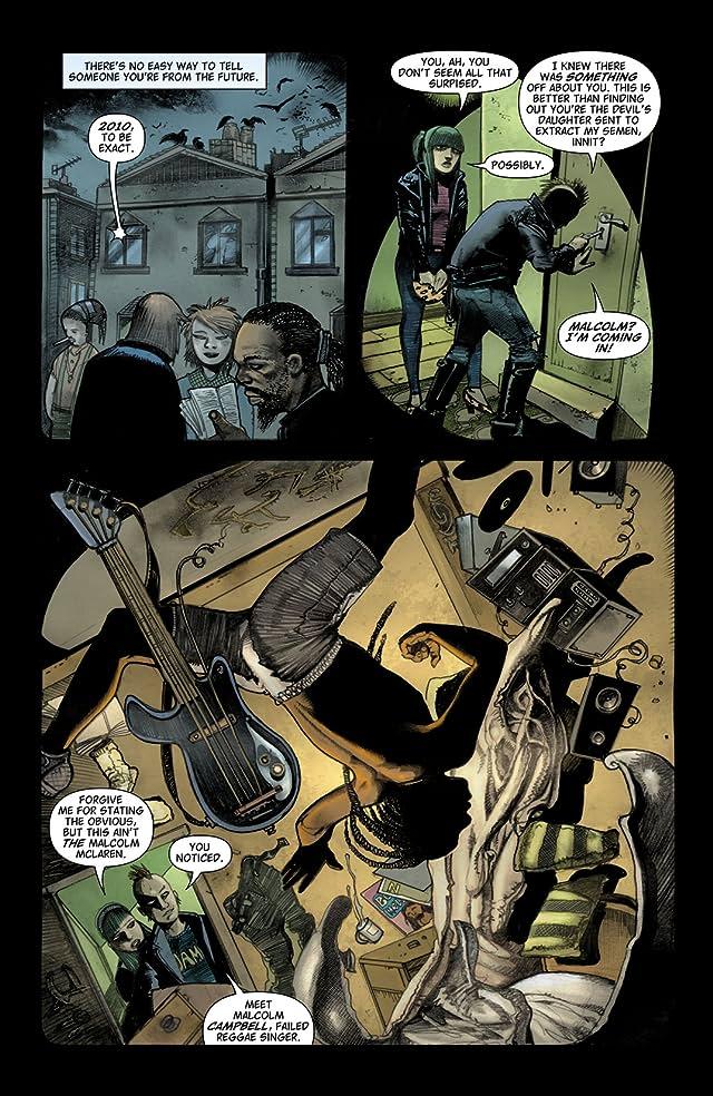 Hellblazer #272