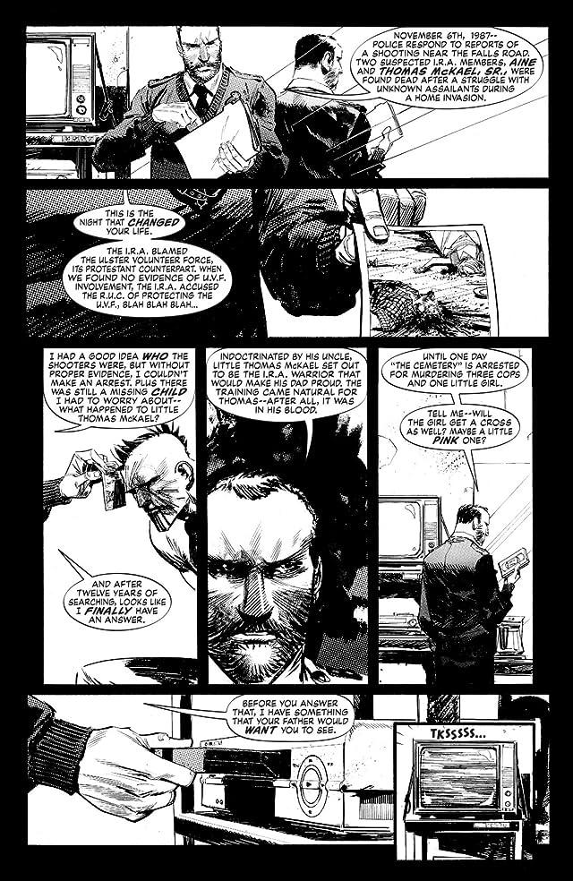 Punk Rock Jesus #6 (of 6)