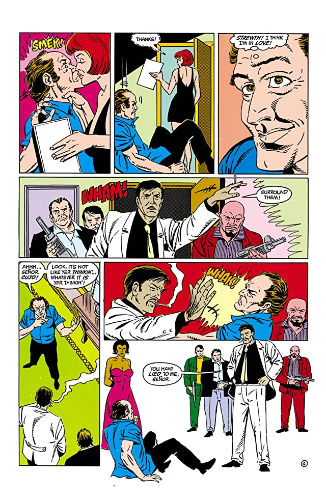 click for super-sized previews of Suicide Squad (1987-1992) #12