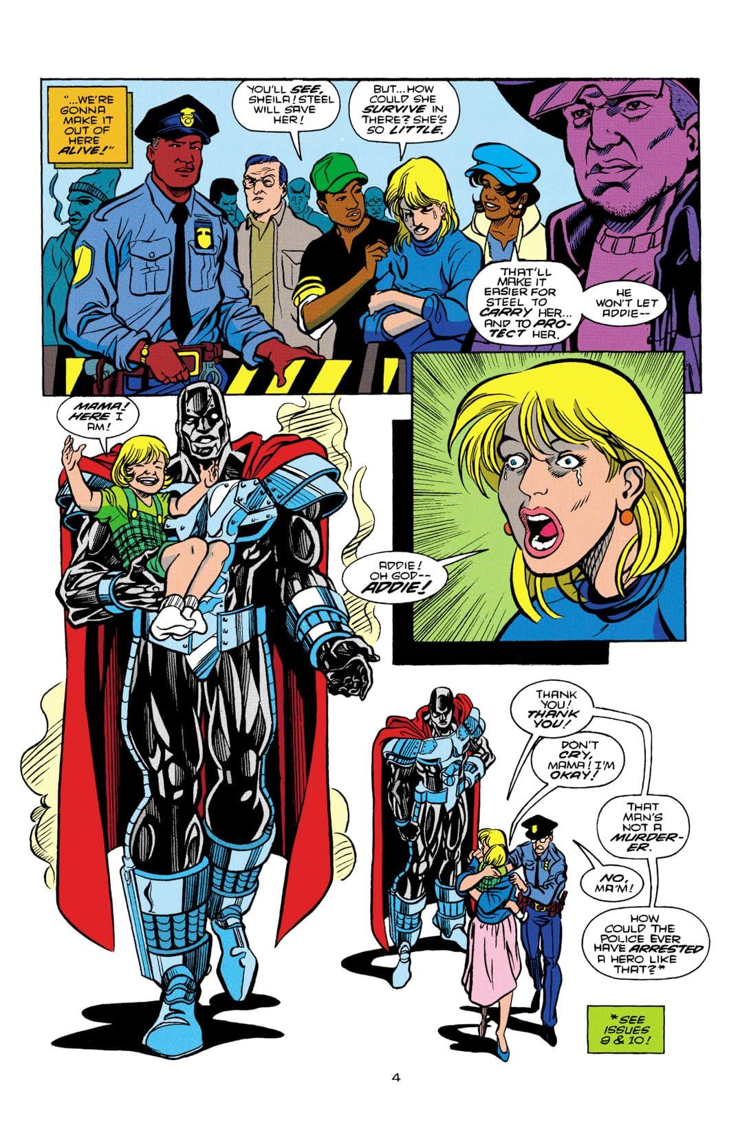 Steel (1994-1998) #11