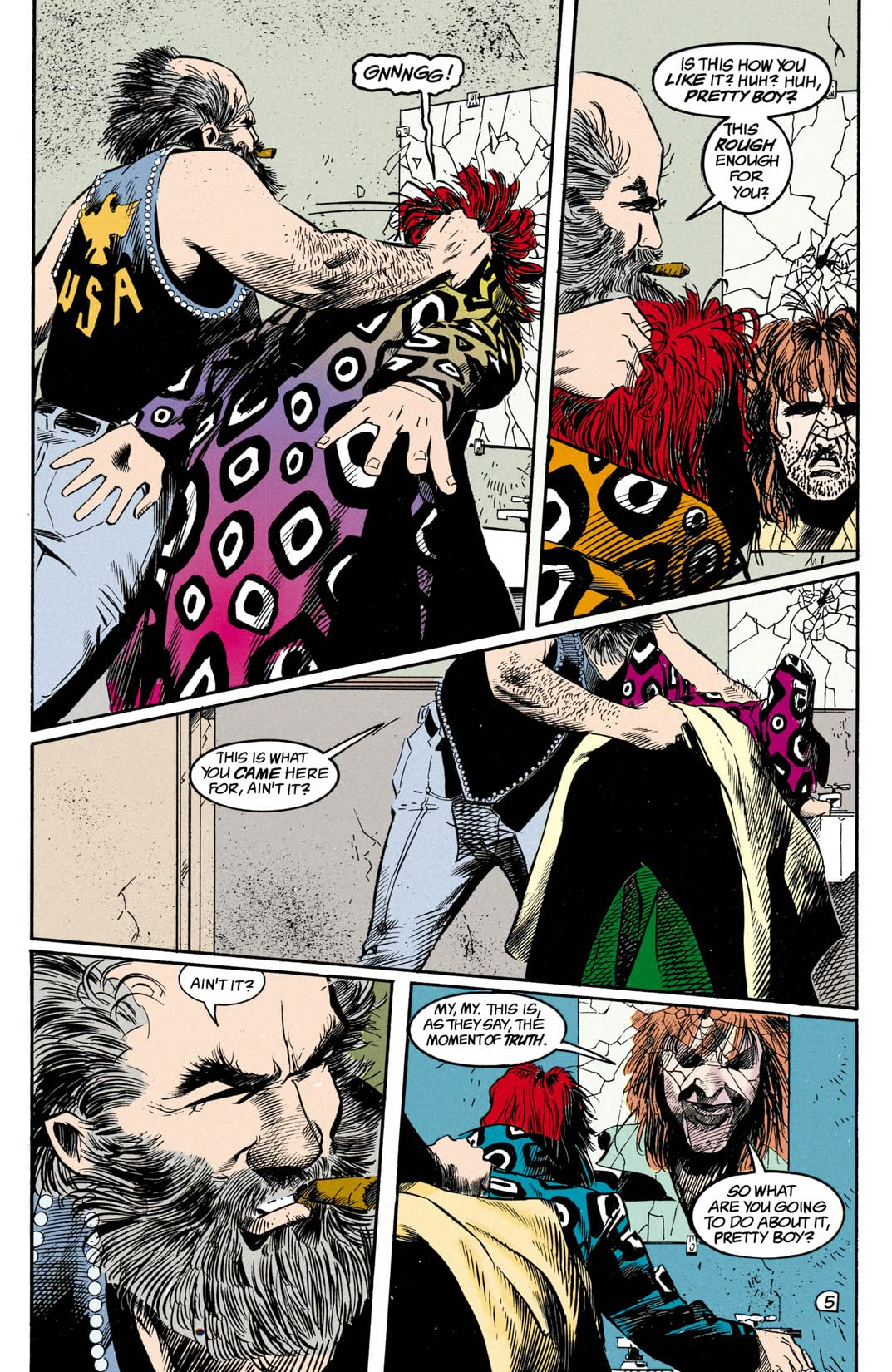 Shade, the Changing Man (1990-1996) #20