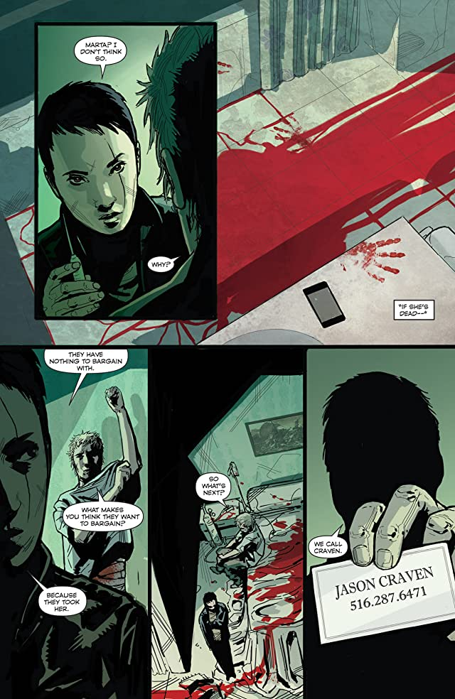 click for super-sized previews of Harvest #5