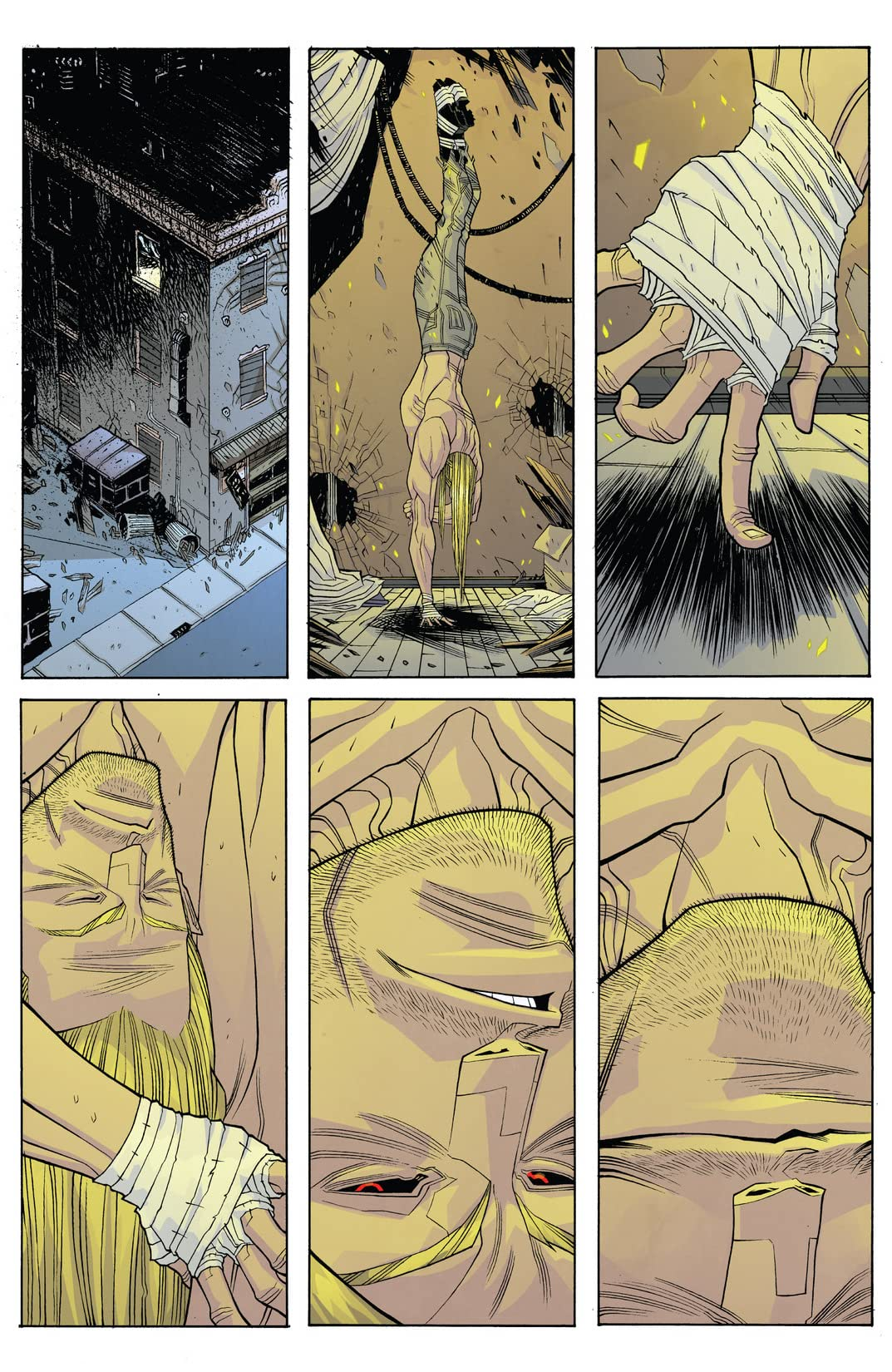 The Legend of Luther Strode #2 (of 6)