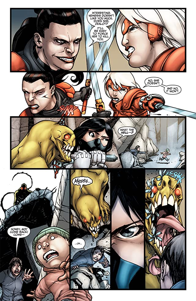click for super-sized previews of Wildcats #7