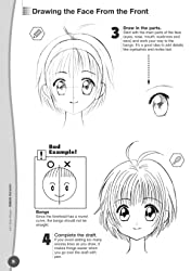 Let's Draw Manga: Shoujou Characters Preview