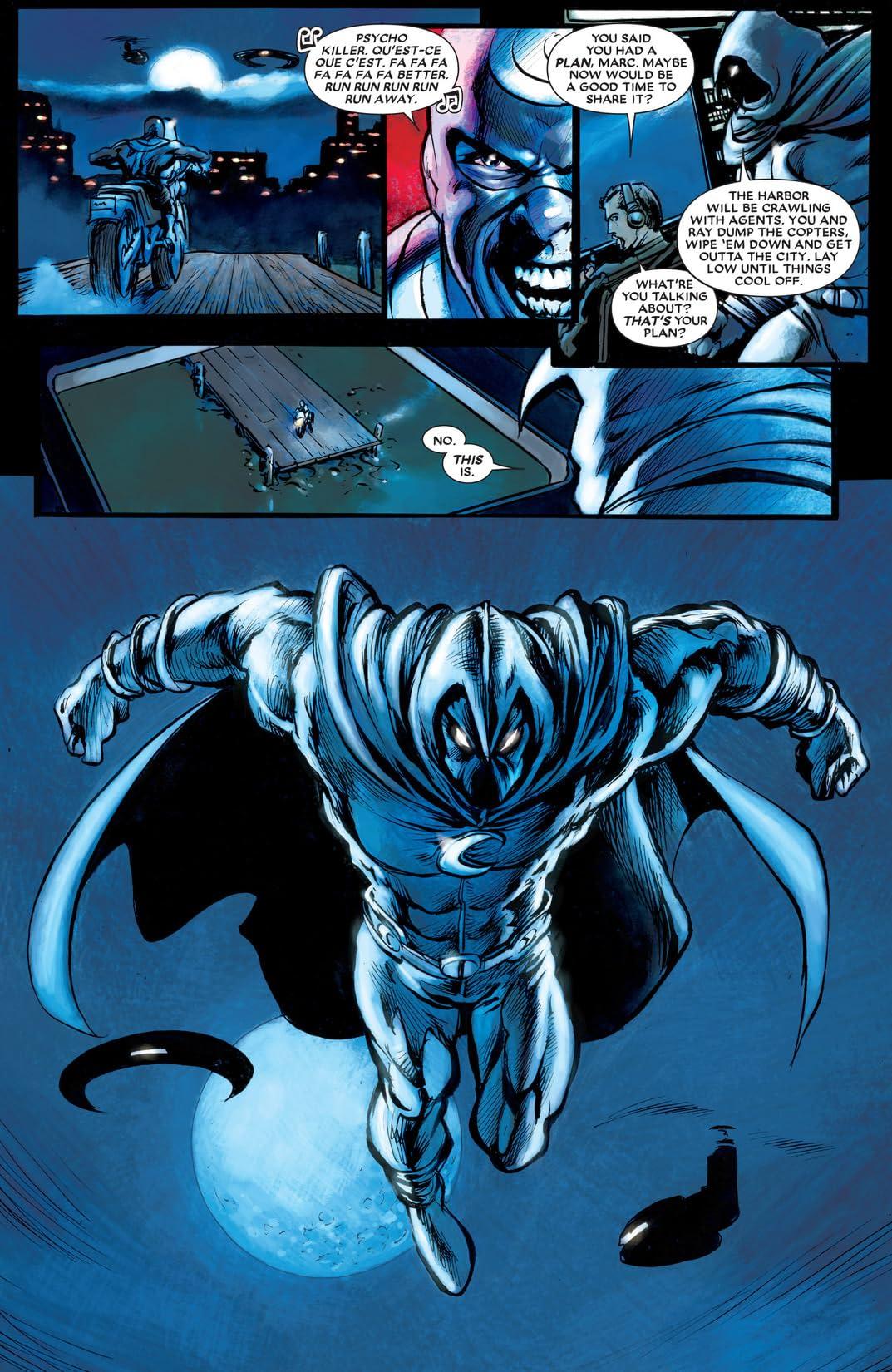 Moon Knight (2006-2009) #25