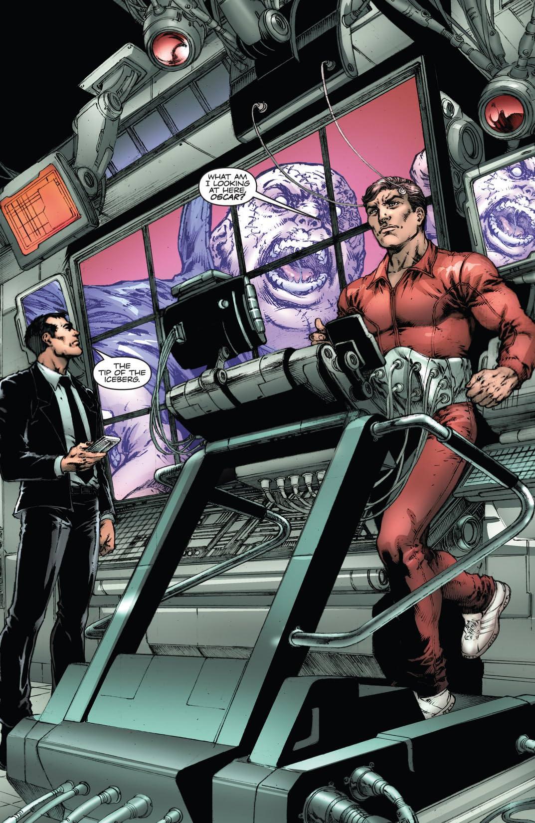 The Bionic Man vs. The Bionic Woman #1