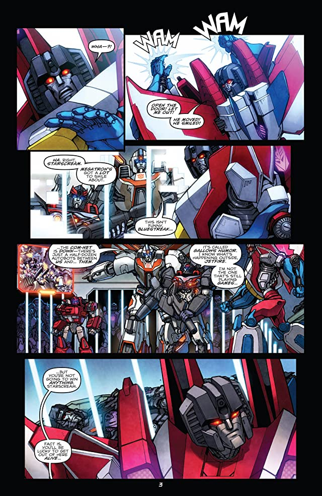 click for super-sized previews of Transformers: Robots In Disguise (2011-) #13