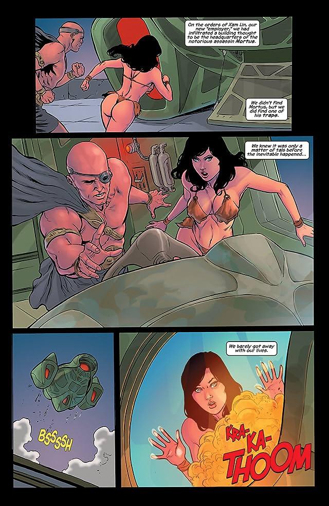 Warlord of Mars: Dejah Thoris #21
