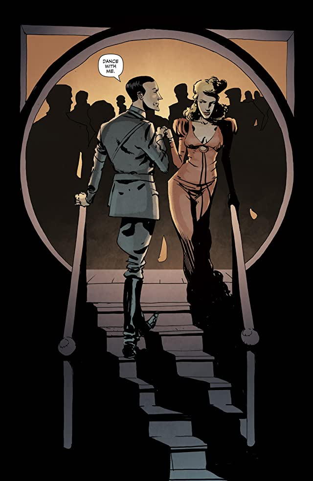 click for super-sized previews of Peter Panzerfaust #8