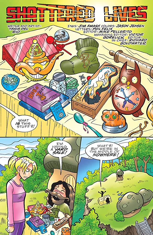 Sabrina Manga #32