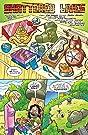 click for super-sized previews of Sabrina Manga #32