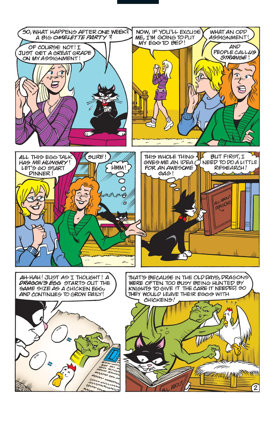 Sabrina the Teenage Witch #57