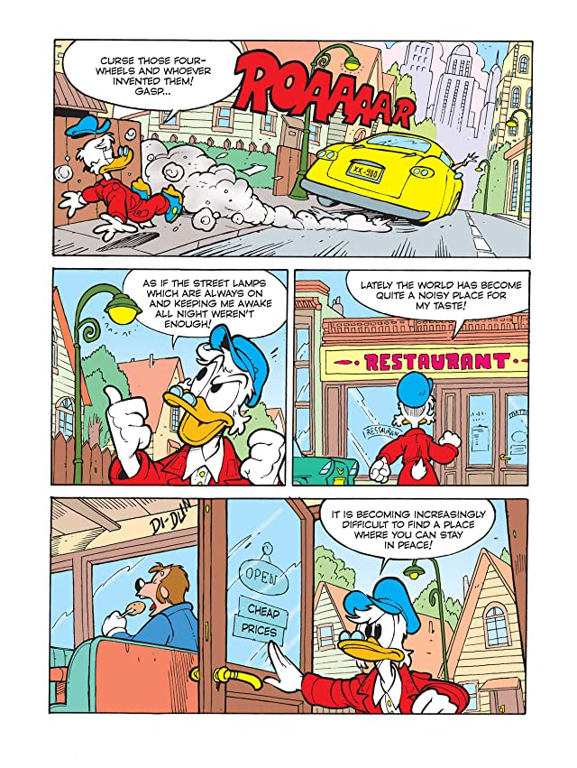 click for super-sized previews of All of Scrooge McDuck's Millions #8: My Eighth Million