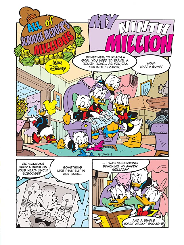 All of Scrooge McDuck's Millions #9: My Ninth Million