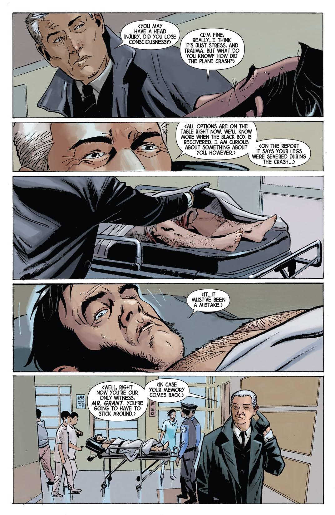 Wolverine Max #1