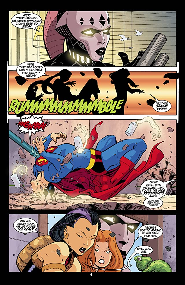 click for super-sized previews of Action Comics (1938-2011) #807