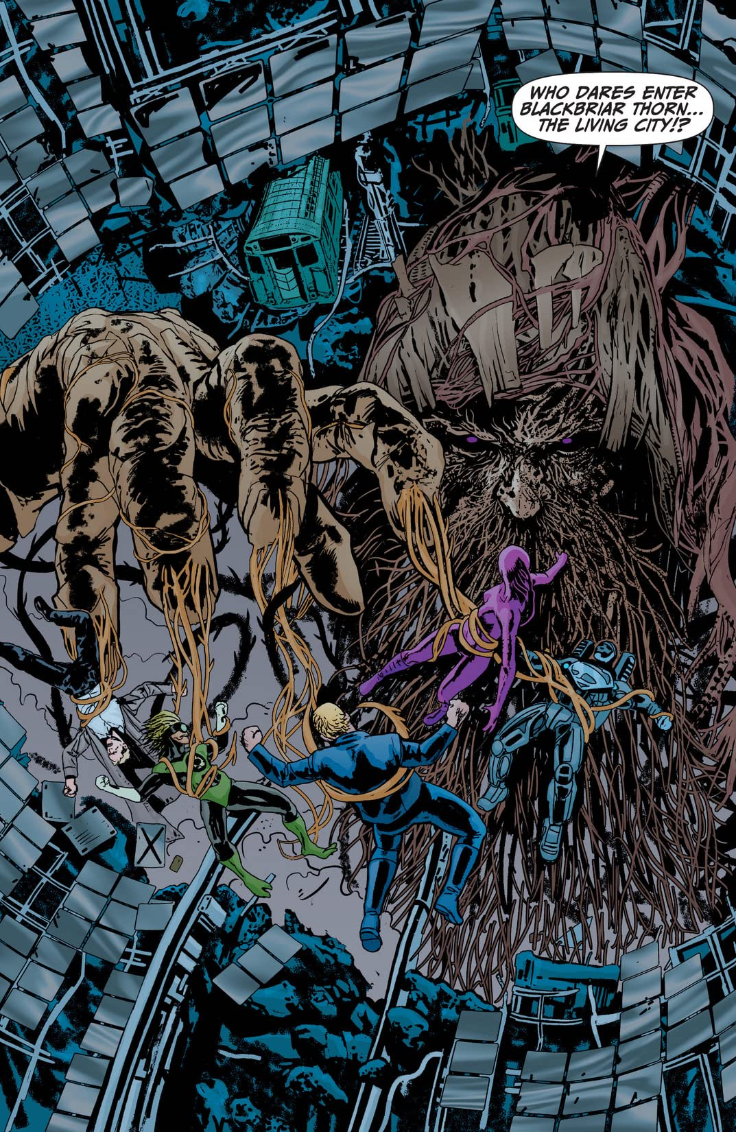 Animal Man (2011-2014) #16