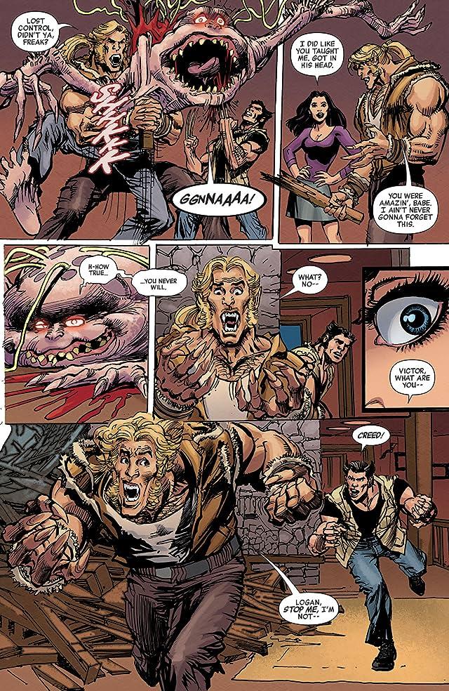 First X-Men #5 (of 5)