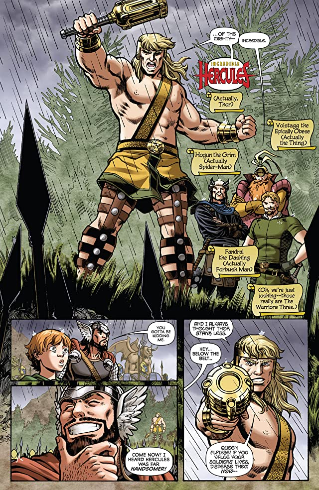 click for super-sized previews of Incredible Hercules #136