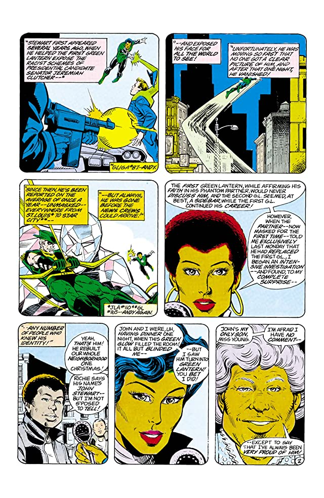 click for super-sized previews of Green Lantern (1976-1986) #188