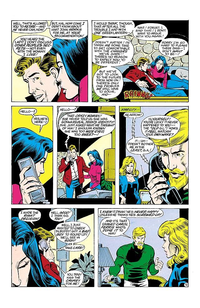Green Lantern (1976-1986) #188