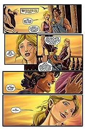Ray Harryhausen Presents Wrath of the Titans #0