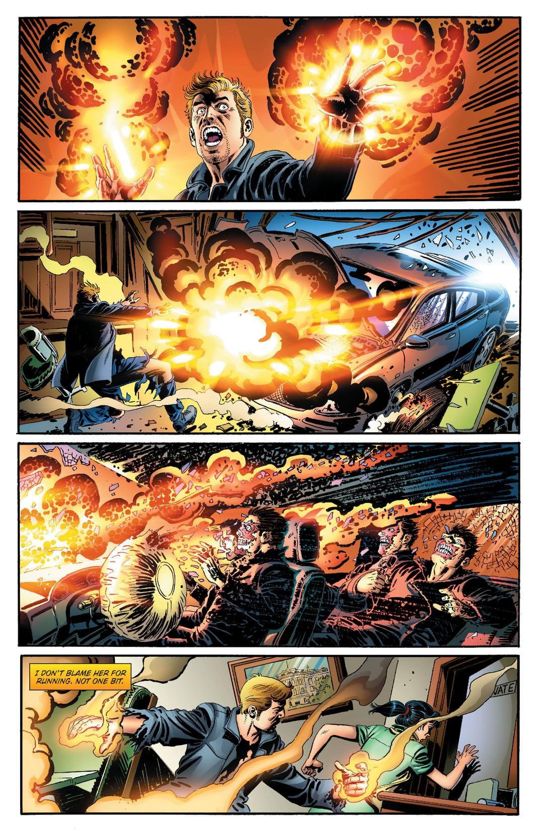 Human Bomb (2012) #2 (of 4)