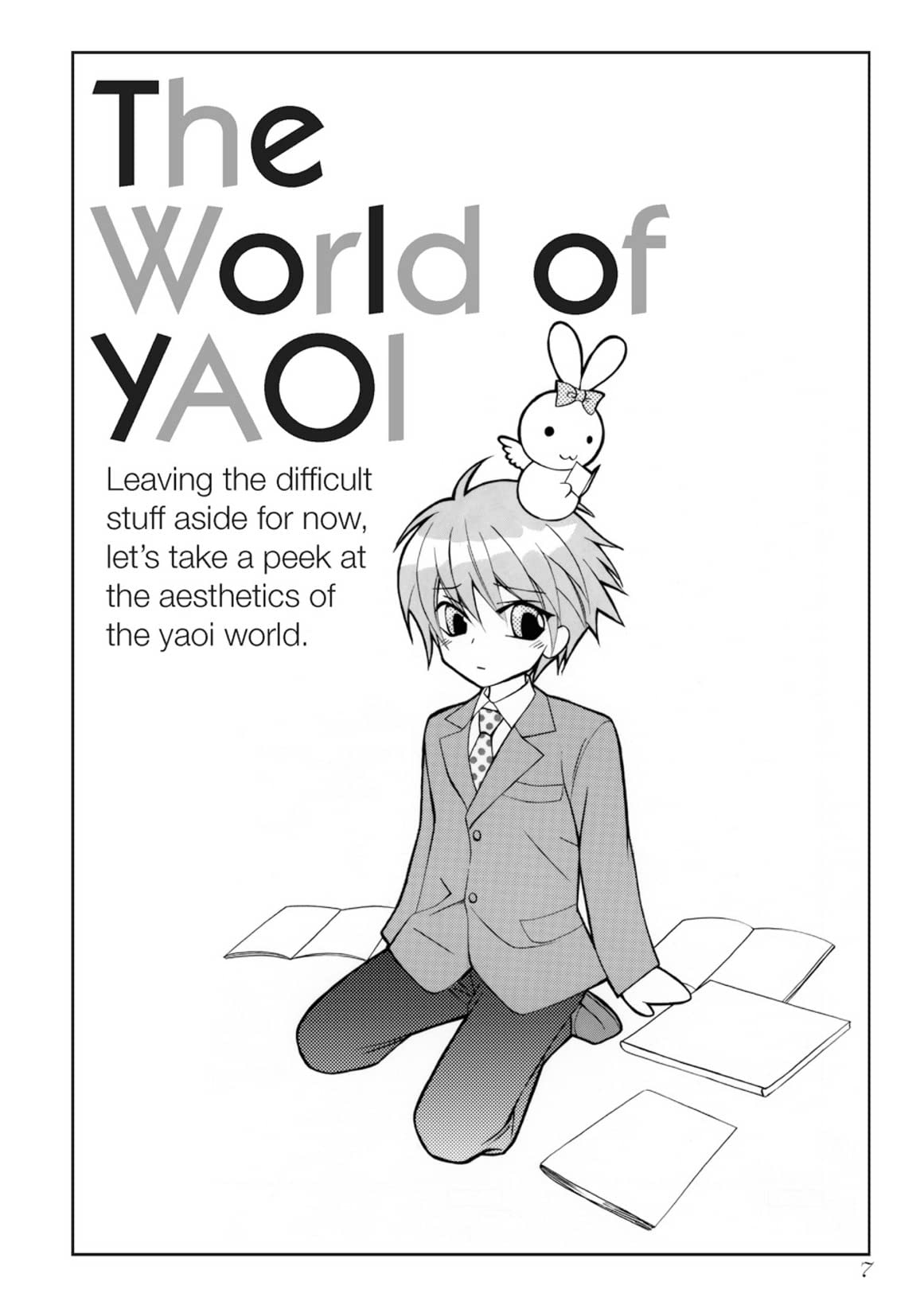 Let's Draw Manga: Yaoi Preview