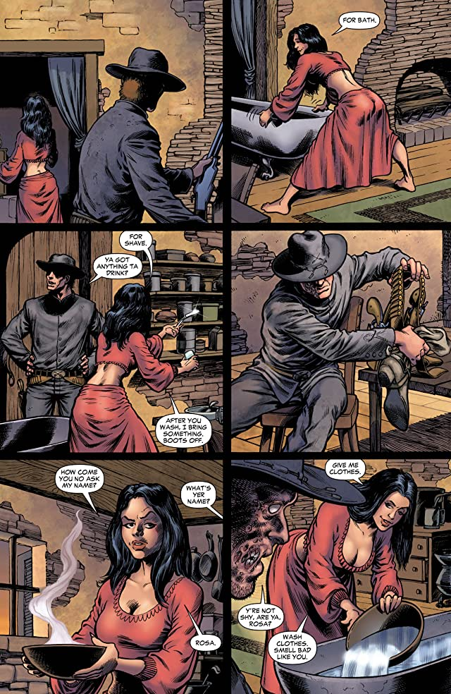 click for super-sized previews of Jonah Hex (2006-2011) #64