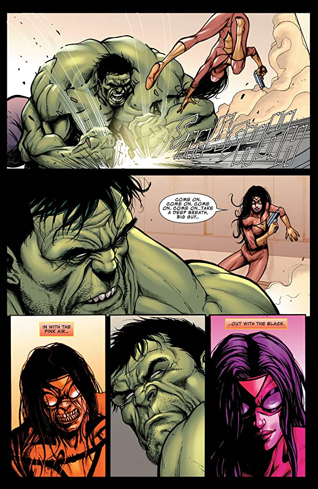 click for super-sized previews of Avengers Assemble #11