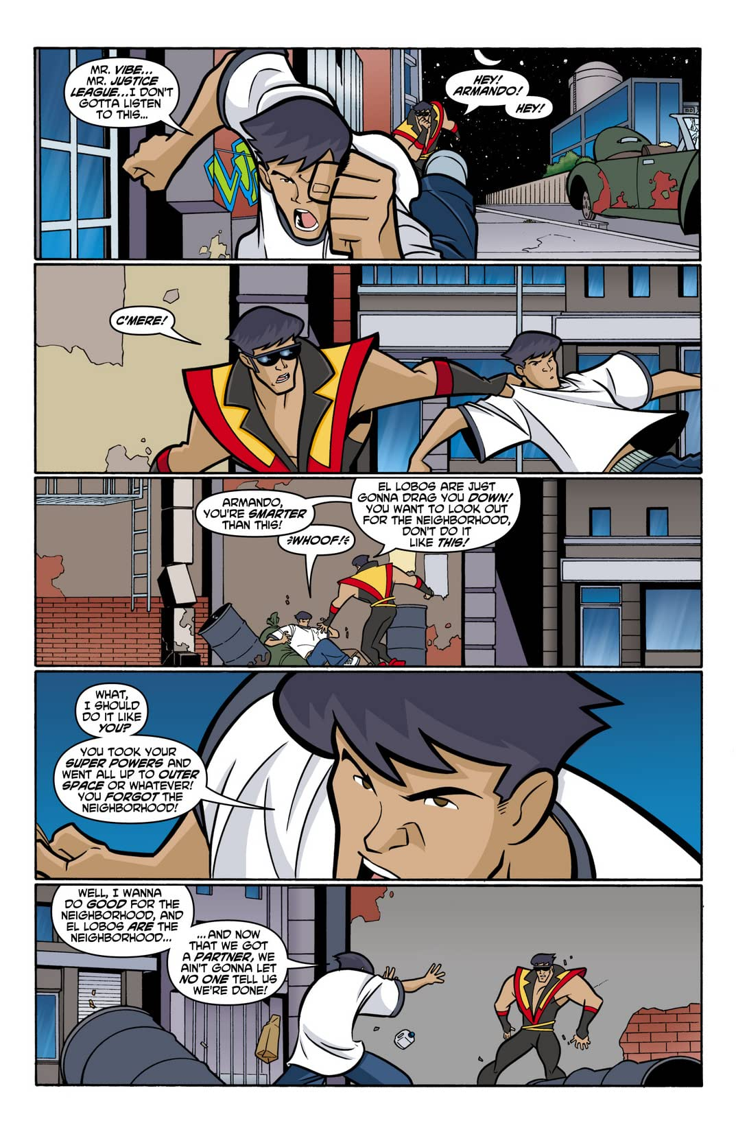 Justice League Unlimited #15