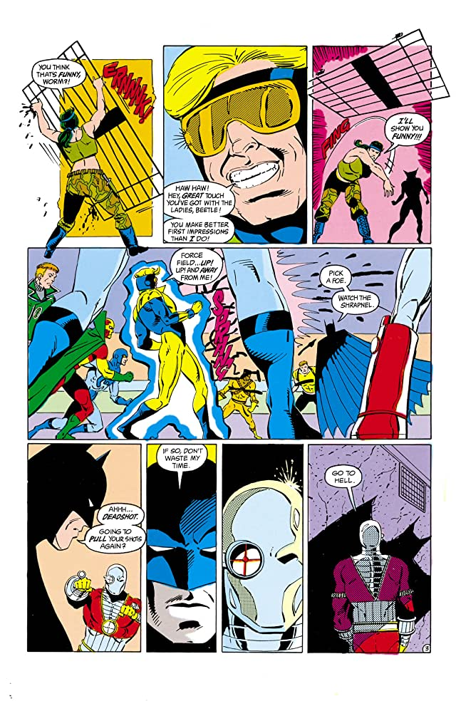 Suicide Squad (1987-1992) #13