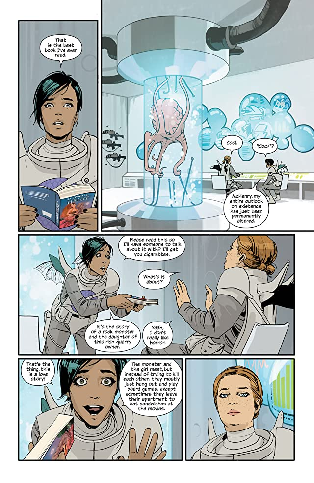 click for super-sized previews of Saga #8