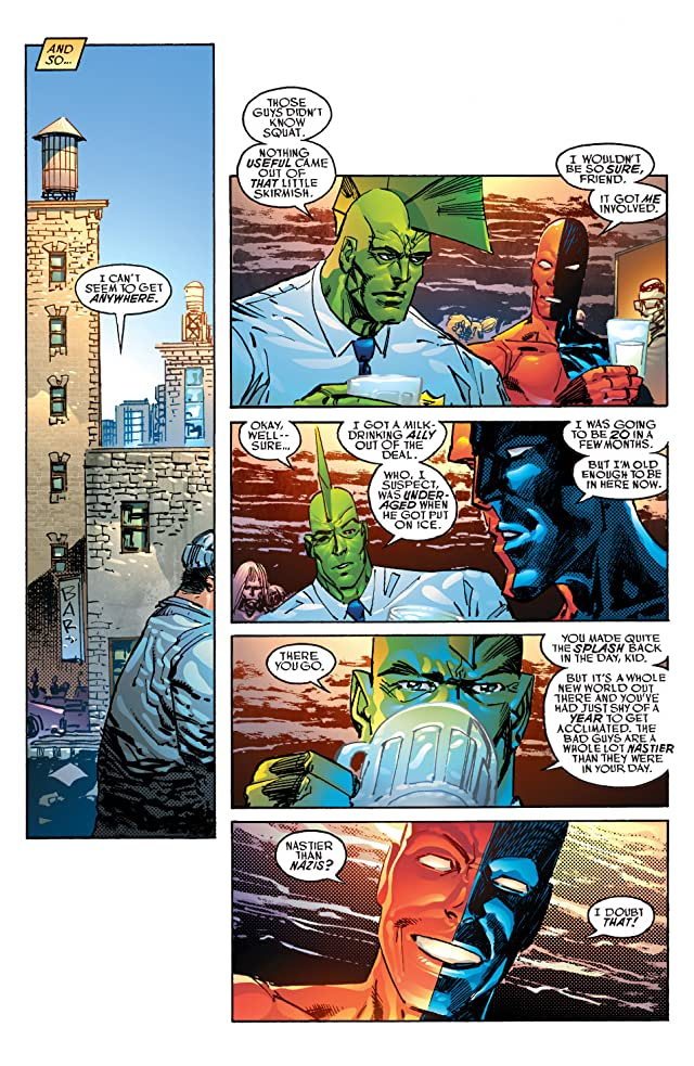 click for super-sized previews of Savage Dragon #148