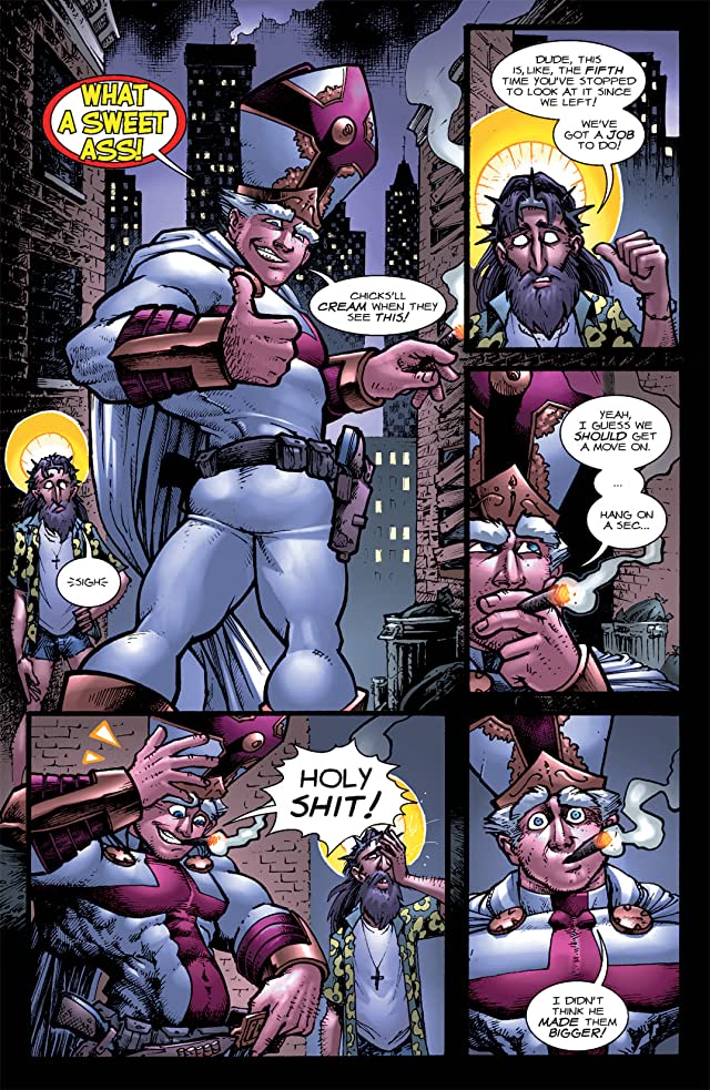 Battle Pope #2