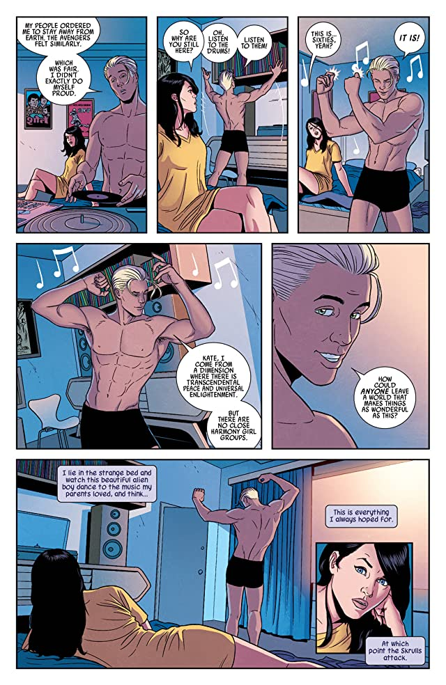 click for super-sized previews of Young Avengers (2013) #1