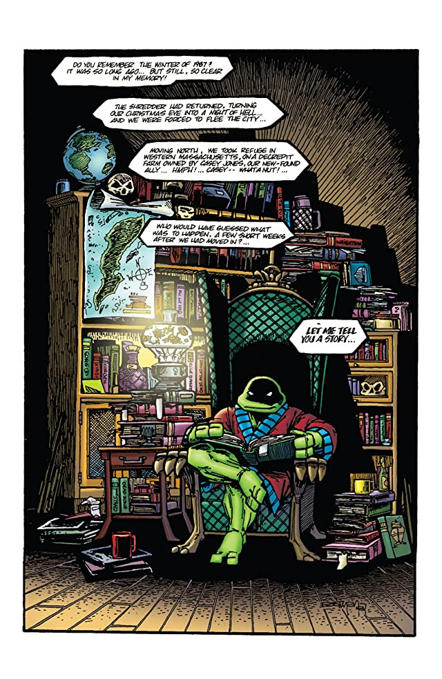 click for super-sized previews of Teenage Mutant Ninja Turtles: Tales of the TMNT Vol. 1