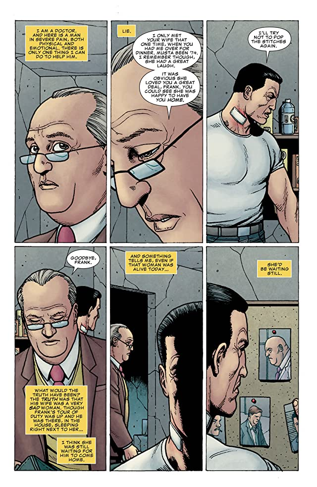 click for super-sized previews of PunisherMax #7