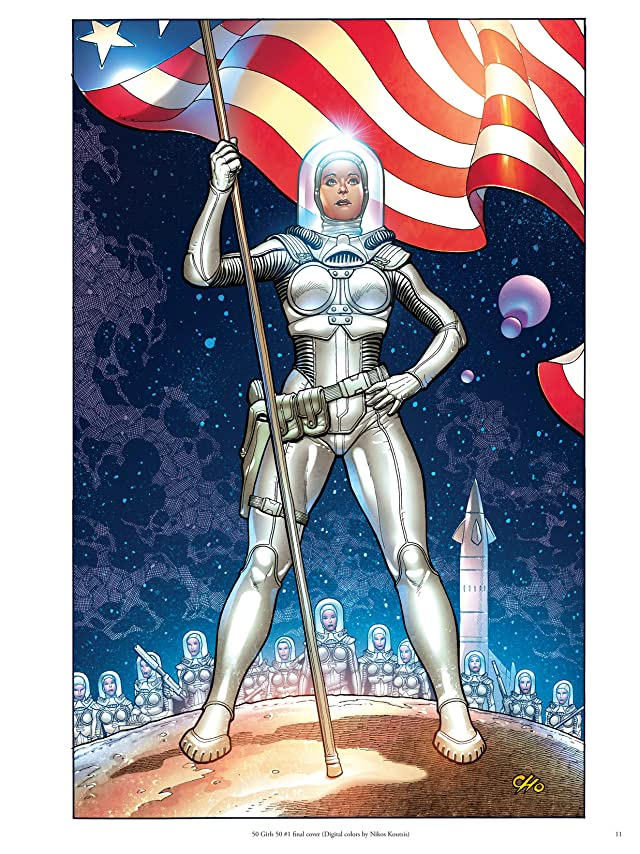 click for super-sized previews of Frank Cho: Women Vol. 2: Selected Drawings & Illustrations