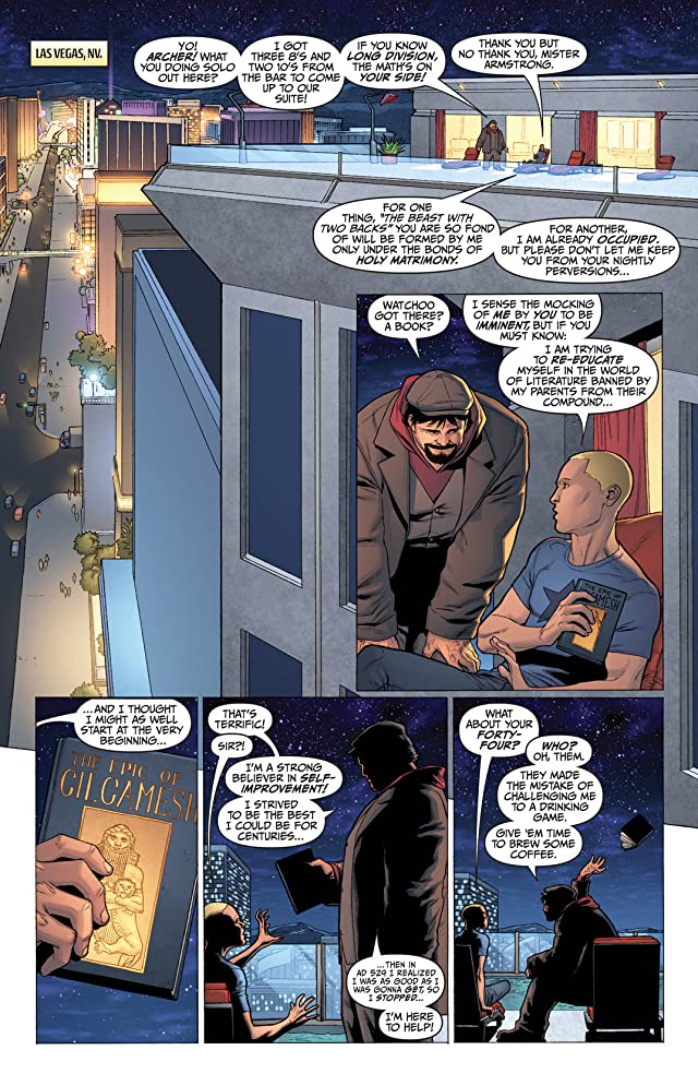 Archer & Armstrong (2012- ) #0: Digital Exclusives Edition