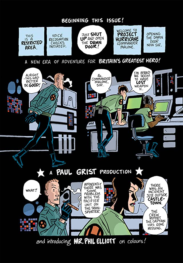 click for super-sized previews of Jack Staff #1