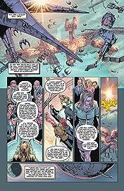 Battlestar Galactica #3 (of 4): Ghosts