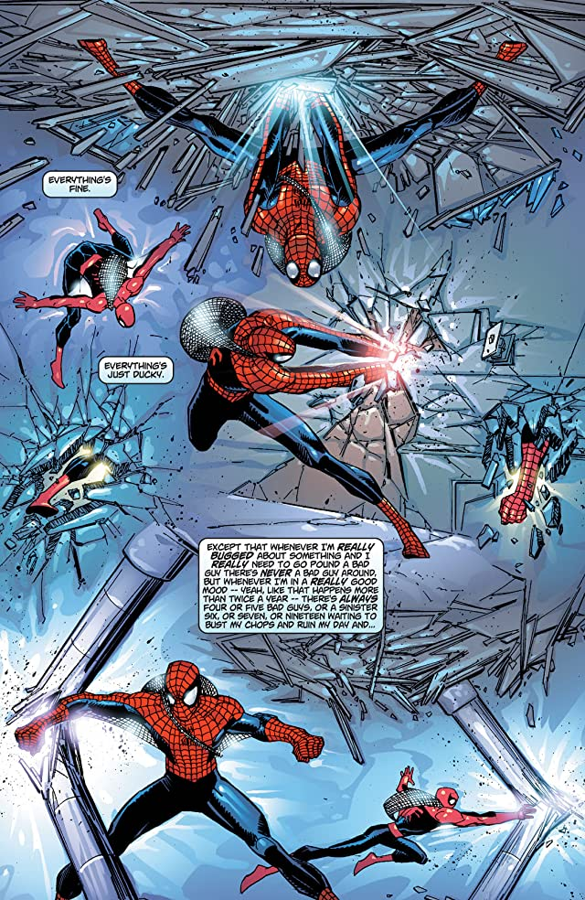 click for super-sized previews of Amazing Spider-Man (1999-2013) #30