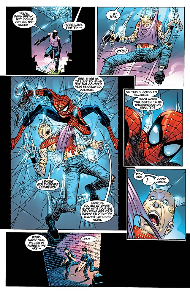 click for super-sized previews of Amazing Spider-Man (1999-2013) #32
