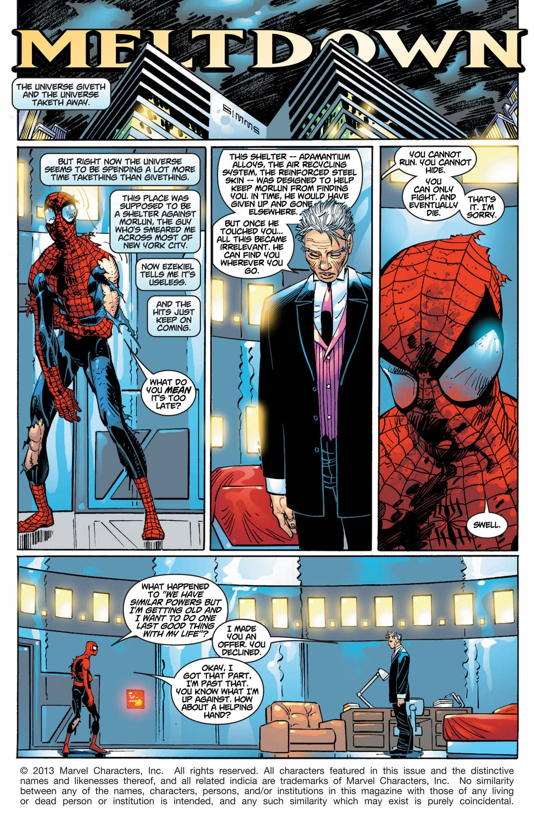 Amazing Spider-Man (1999-2013) #34