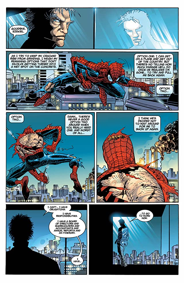 click for super-sized previews of Amazing Spider-Man (1999-2013) #34